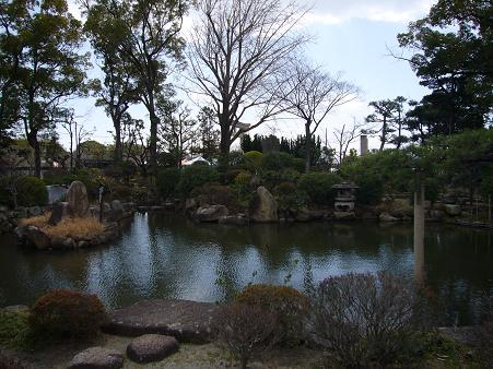 大石神社_庭園