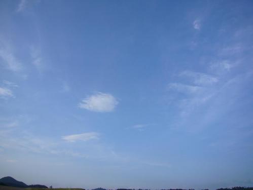 鳥取砂丘_空