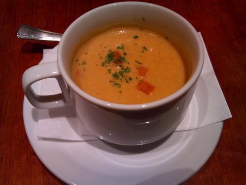 シャンソニエ_スープ