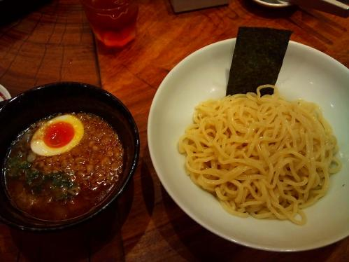一風堂_つけ麺