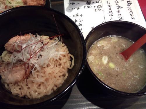 塩将軍_つけ麺