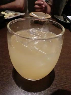 たんかん梅酒