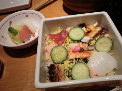 s_ひな祭り限定チラシ寿司