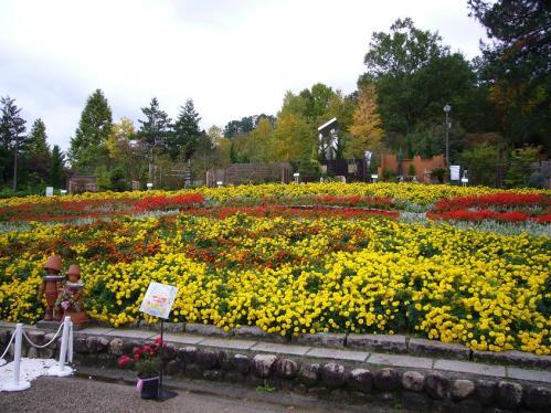 花の文化園_エントランス