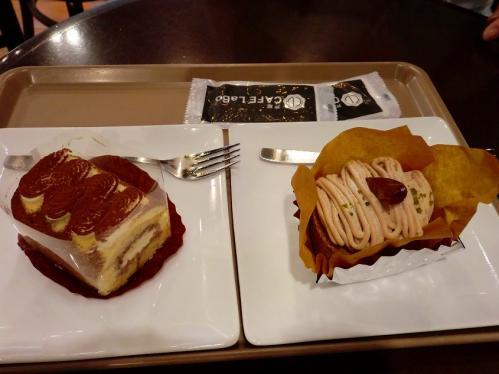 カフェラボ_ケーキ