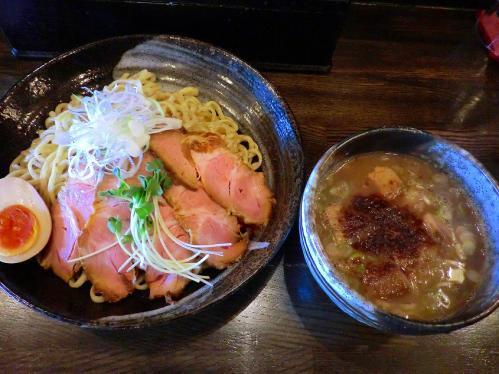 綿麺_つけ麺(並)