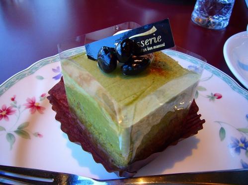 コルシカ_抹茶ケーキアップ