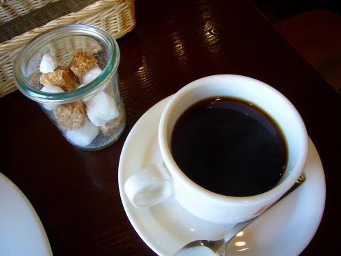 ニックスワン_ホットコーヒー