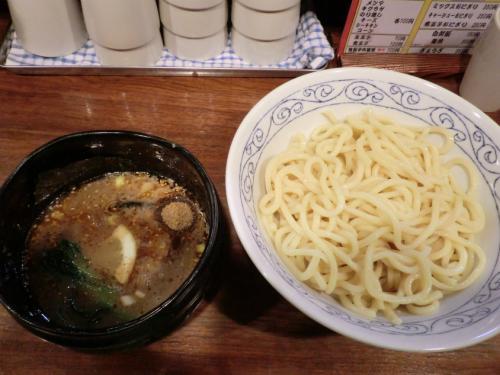 麺座ぎん_つけ麺