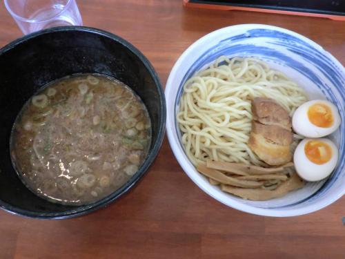 多聞_つけ麺
