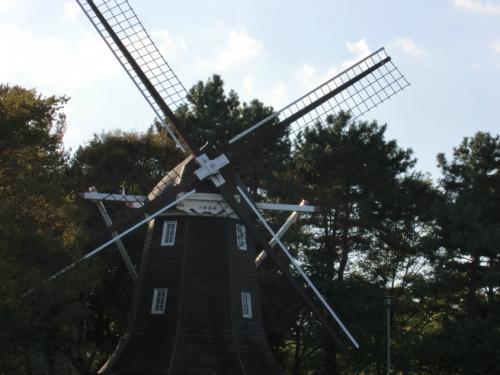 名城公園_風車