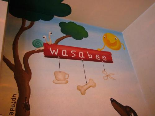wasabee_店内