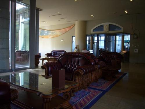 コガノイベイホテル_カフェ