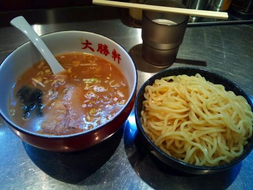 大勝軒_つけ麺(並)
