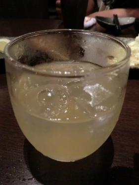 アポロンミックスレモン梅酒