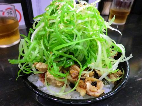 ○丈_ネギブタ丼