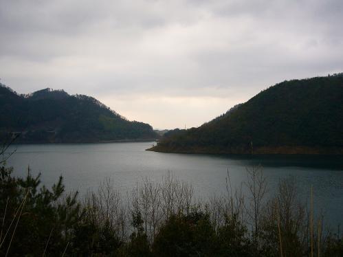 岡山_奥津湖