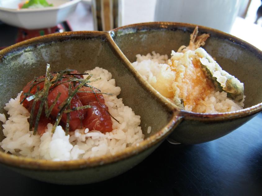 コージュ高鷲_2色丼アップ