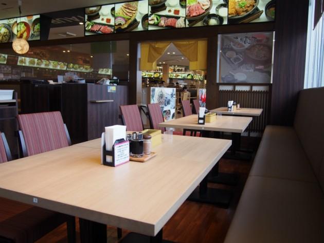 内津峠PAレストラン