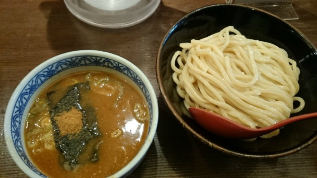 三田製麺所阿倍野店つけ麺