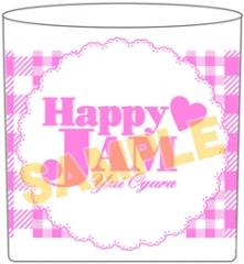 LIVE_HAPPY_JAM_ゲーマーズ特典グラス