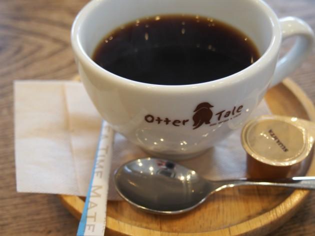 オッターテイル_コーヒー