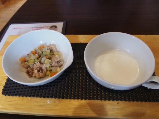 リンク&リリー_犬用ご飯