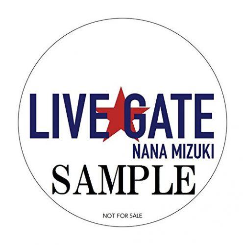LIVE GATE-amazon特典-缶バッチ