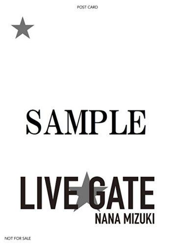 LIVE GATE-amazon特典-ポストカード