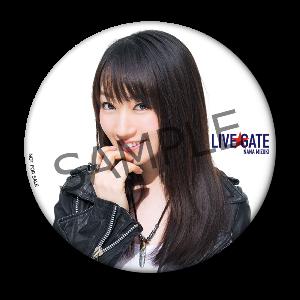 LIVE GATEキンクリ堂特典-缶バッチ